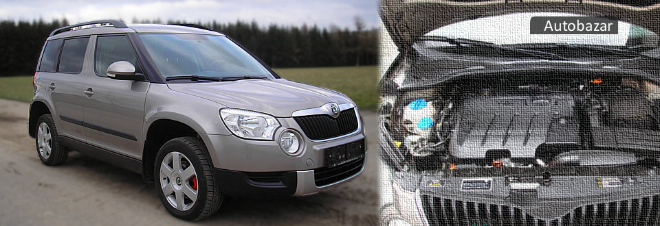 Škoda Yeti 2.0 TDi 4×4 103kW