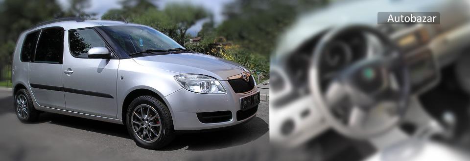 Škoda Roomster 1.9TDi
