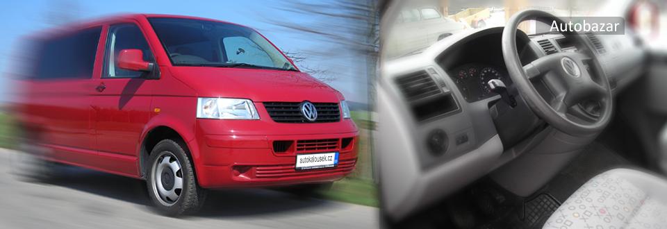 VW Transporter 2.5 TDI 96kw